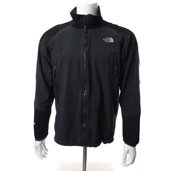 The North Face Other - The North Face Black Windstopper Zip Jacket
